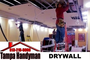 drywall-installation (HANDYMAN SERVICES)