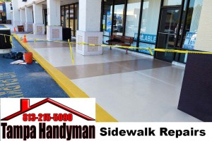 sidewalk-repairs (HANDYMAN SERVICES)