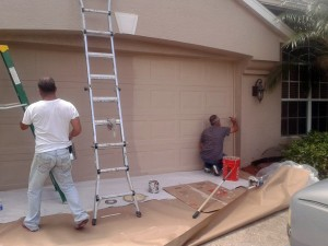 handyman-painting-house (Handyman Services in Tampa Commercial and Residential)